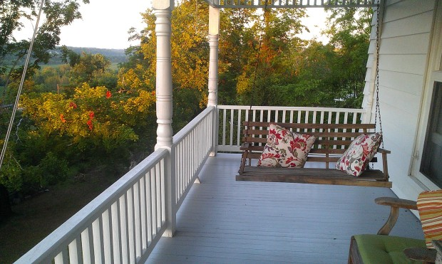 More Morning at The Porches