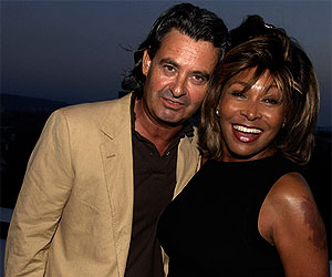 Tina Turner married Erwin Bach last year. By that time, they'd been together almost 30 years.