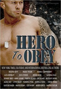 If you like kinky stories with military heroes, click to preorder. Like right now.