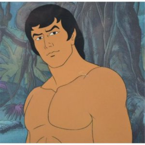 An impressionable girl's first Tarzan. As I recall, he was quite articulate and well spoken.